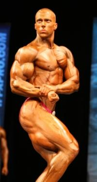 best natural bodybuilder Doug Miller