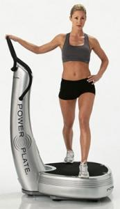 Power Plate One Brand Of Vibration As The Name Implies Uses Whole Body Vibrations While You Perform Exercises On
