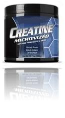creatine monohydrate & DHT