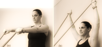 exercise for lower trapezius to correct forward head
