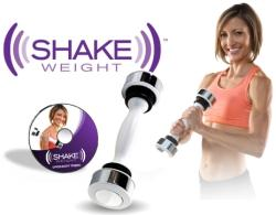 shake weight does it work